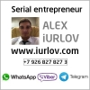 Serial entrepreneur Aleksandr Iurlov