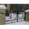 Кованые ворота,  художественная ковка.  Екатеринбург 89120348899.