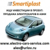 Ищу инвестиции и партнеров - продажа электромобилей в Азии