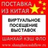 Китай Виртуальное посещение выставок в Китае