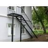 Лестницы из металла в нутренние и наружные