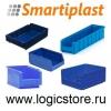Logic store складские лотки пластиковые для склада Ай-Пласт
