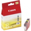 Картридж Canon CLI-8Y желтая