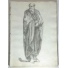 Рисунки сюжетов Музеев Ватикана (45 рисунков 1700 гг. )
