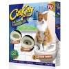 Система для приучения кошек к унитазу Citi Kitty - позволит Вам обучит