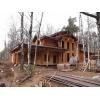 Строительство домов из кедра.  Профилированный брус,  ручная рубка,  л