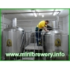 Микро пивоварни и мини пивоварни.