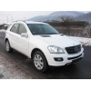 ML 320 белый  металлик 36800 евро
