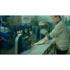 Производительная установка для обрезки поперечных прутков полок и реше