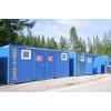 Санитарные мобильные здания,  помещения и контейнеры от CONTAINEX