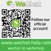 weforhelp Official account Wechat id
