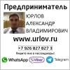 Юрлов Александр Владимирович предприниматель