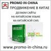 Заказать сайт на китайском языке китайский сайт
